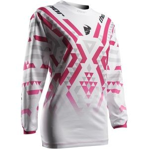 🏍 THOR Pulse Facet Jersey